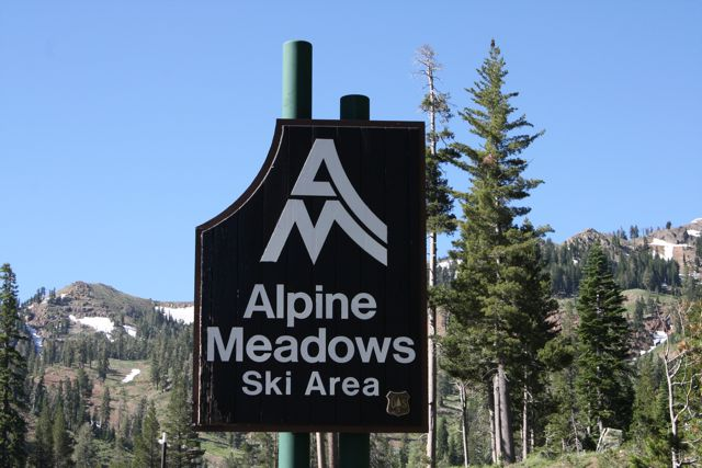 Welcome to Alpine Meadows