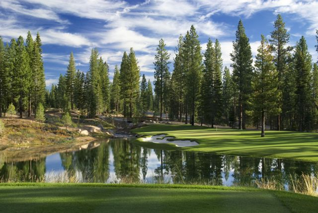 Martis Camp Hole Three