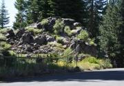 Ponderosa Palisades Rock Formation