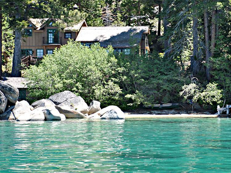 Tahoe Lakefront Cabins