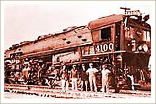 Truckee Historic Railroad
