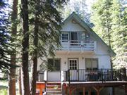 Sold: $170,000 - 2/22/2012: 51915 Tamarack Crescent, Truckee, California - Exterior Photo
