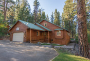 A gorgeous home for sale in Truckee, CA