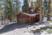 A gorgeous mountain home in Truckee, CA
